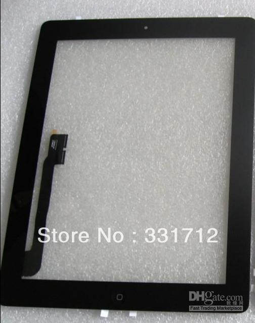 For Pad 3rd Three Gen the New Pad digitizer touch panel glass screen