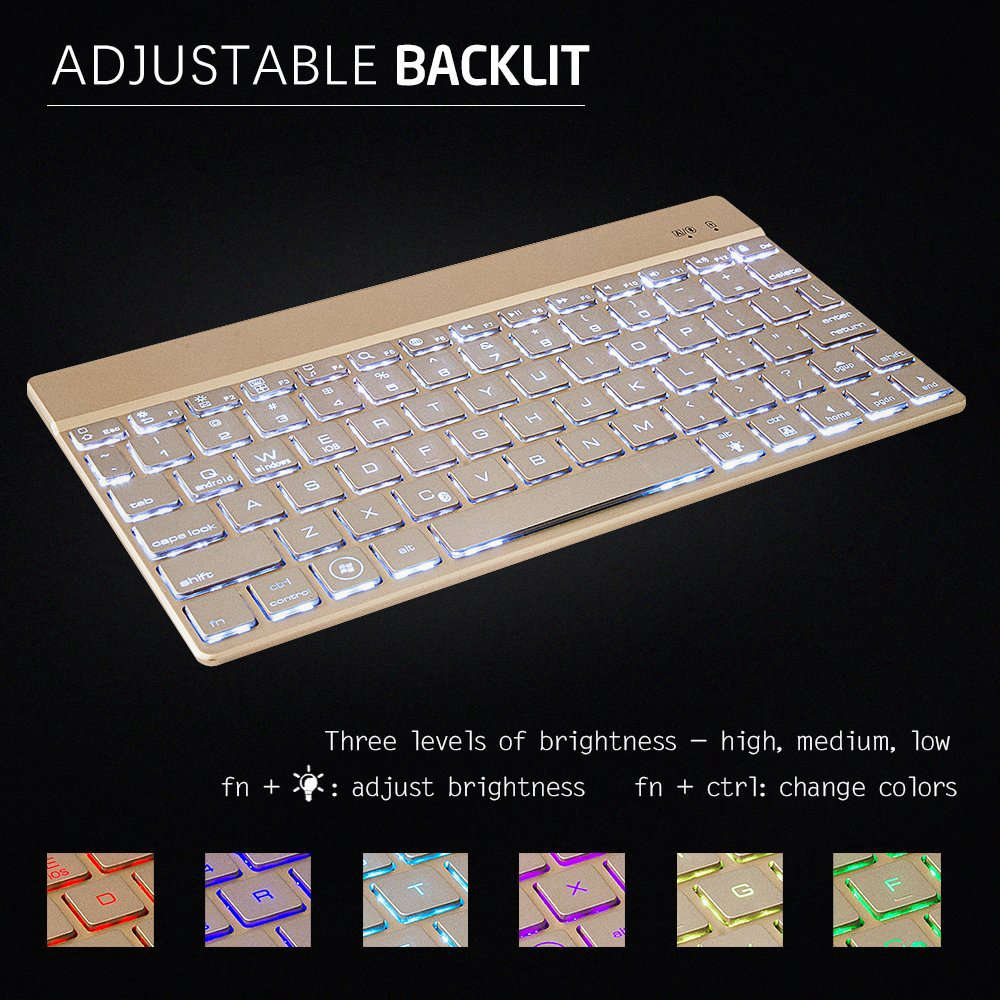 7-LED-Backlight-Bluetooth-Keyboard-e