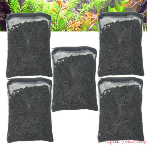5 lbs 2.26kg Activated Carbon for Aquarium Fish Pond Canister Filter(China (Mainland))