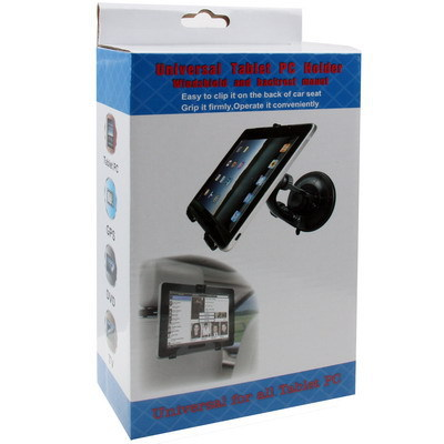 Stand Universal 7-10 inch Tablet PC Car Mount Bracket Back Seat Holder iPad mini 2 / Galaxy Tab - Shenzhen E-Shopping Store store