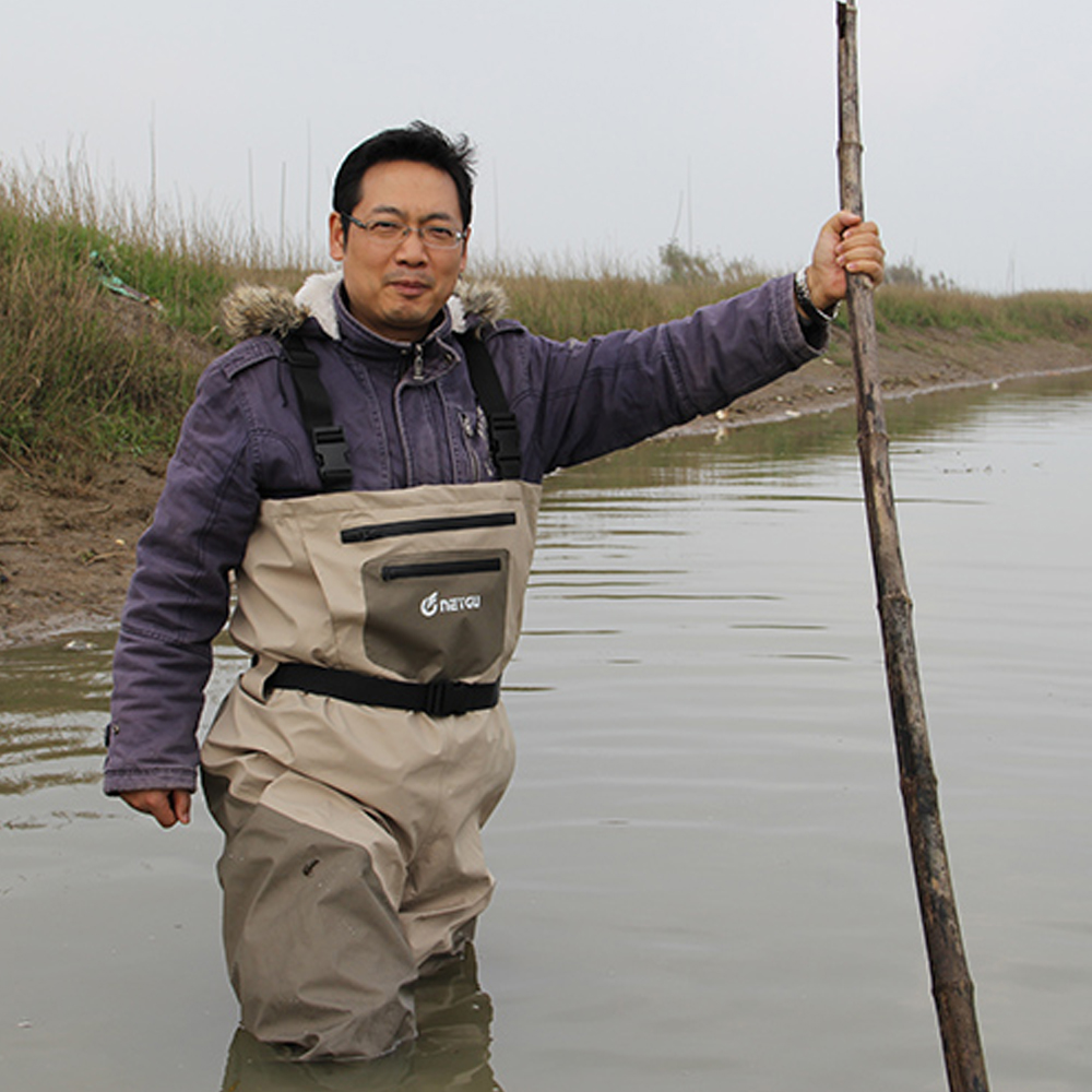 buy breathable chest fishing waders