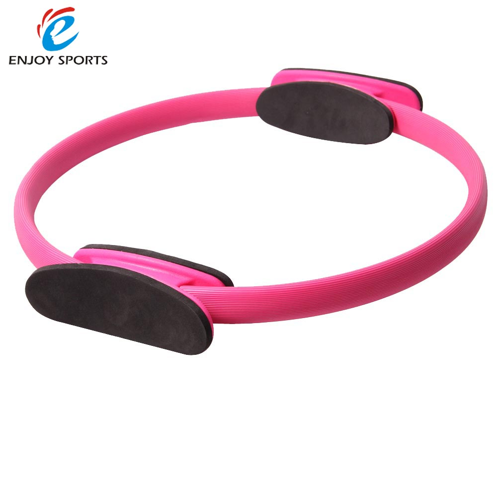 Fitness Yoga Pilates Ring Pilates Anillo Magic Circle Wraps Slimming Body Building Yoga Circles(China (Mainland))