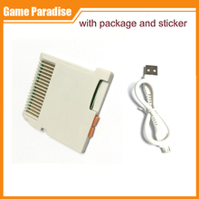 10.6.0.31 Original sky 2 generation +card, Memory Adapter Card PLUS for 3DS Orange free shipping (China (Mainland))