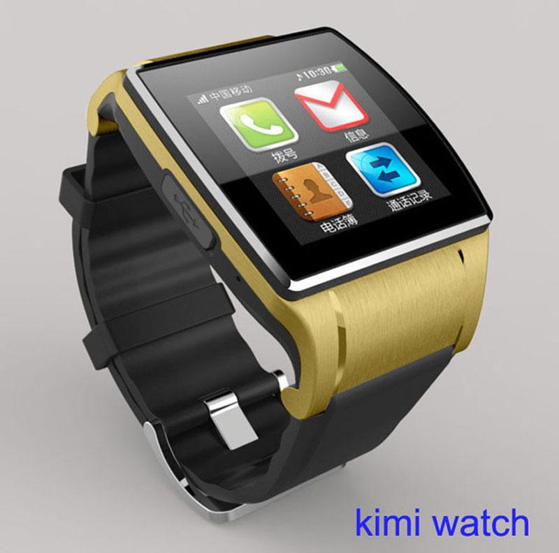 New Smart Bluetooth GSM watch phone mobile unlocked phone L19(China (Mainland))