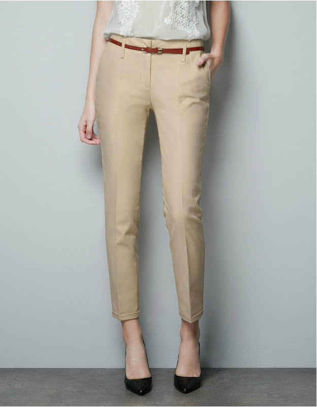 Skinny Pants Womens Photo Album - Reikian