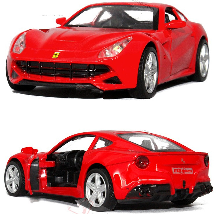 Cheap cars, High simulation Supercar, world's cars 1:32 alloy pull back model car, open the door,Diecast cars,free shipping