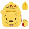 Fashion Children Winnie Plush Backpack Baby Cartoon Toys Peluche Bag Small The Pooh Plush Bear Schoolbag