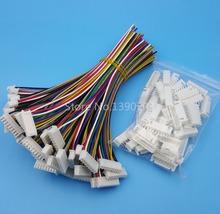 50 компл. XH2.54 8Pin 8 проводов — начальник провода на борт разъем 15 см 24AWG с розеткой