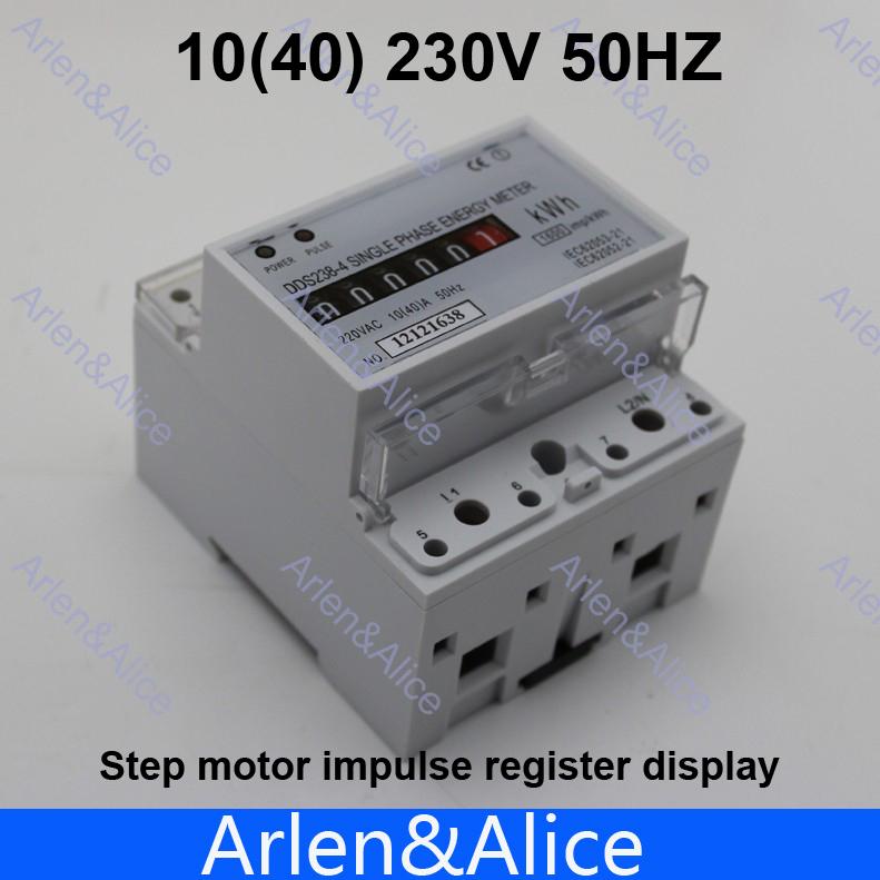 Buy 10 40 A 230v 50hz Single Phase Din