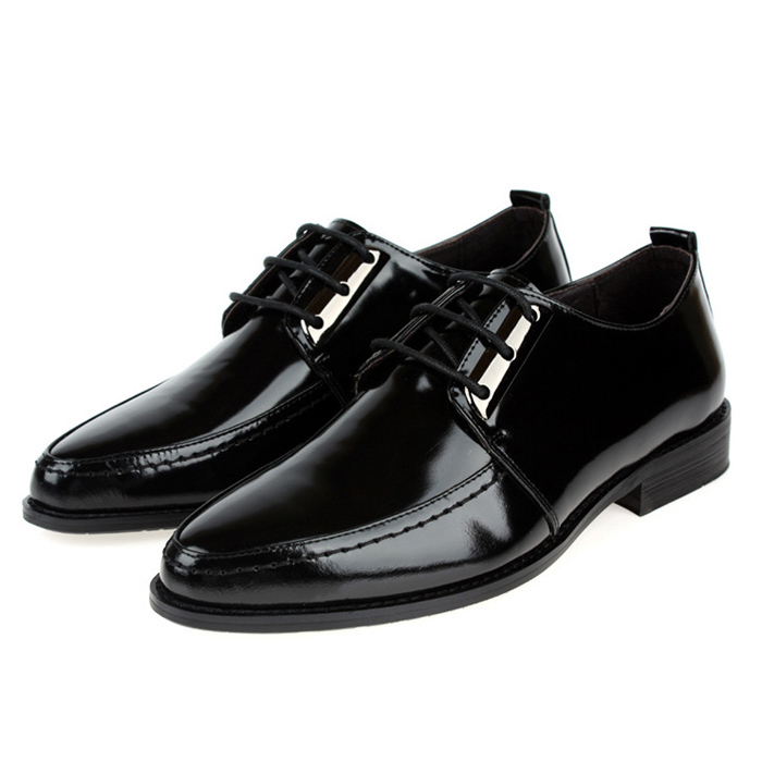 Size 39-44 2014 New Fashion 100% Genuine Leather Formal Brand Man Italian Oxford Sneakers Mens Dress Lace-up Shoes GL993<br><br>Aliexpress