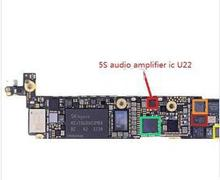 Audio Controller (Audio Codec) 338S1202 for iPhone 5S U22 ic(China (Mainland))