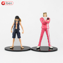 Buy Japan Anime One Piece Film Gold Monkey D Luffy Gild Tesoro PVC Action Figure Collectible Model Toy Ornaments Gift Doll for $11.64 in AliExpress store