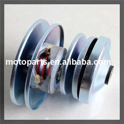 "12% discount Go kart / Mini Bike centrifugal Clutch 10 teeth #40/41 chain 5/8"" Bore ,ATV a TAV2 30 Torq A Verter clutch(China (Mainland))"