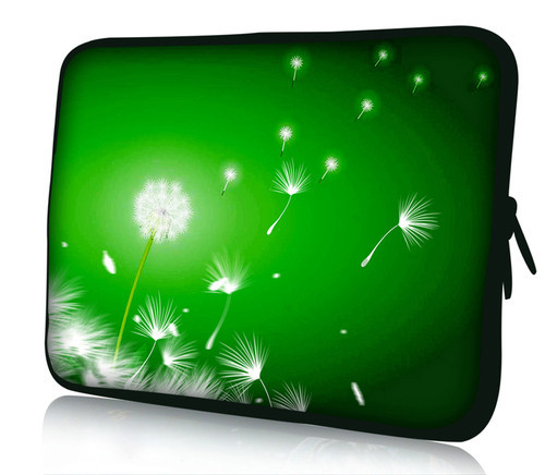 "Free Shipping Dandelion 14"" 14.1"" 14.4"" Sleeve Bag Laptop Case Pouch Computer Cover Neoprene NEW(China (Mainland))"
