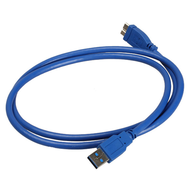 High Quality USB 3 0 Type A Male to USB 3 0 Micro B Male Adapter
