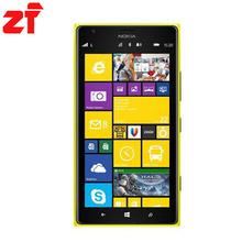 """Rushed 6.0"""" Original Nokia Lumia 1520 for Windows 8 Quad Core 2gb Ram 32gb Rom 20mp Camera with Nfc Bluetooth Gps(China (Mainland))"""