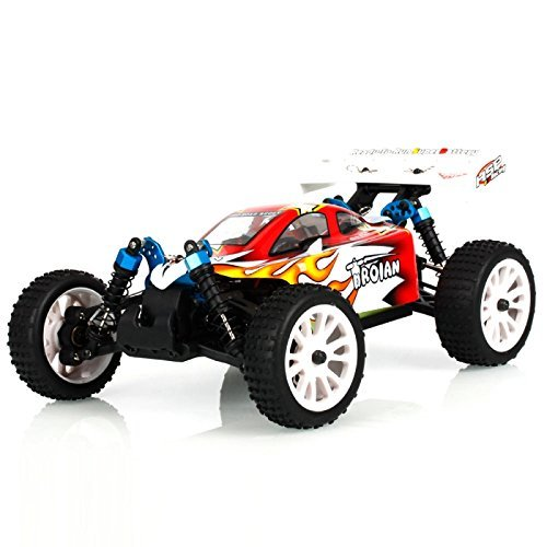 HSP Rc Car 1/16 Scale 4wd Electric Power Remote Control Car 94185 Troian Off Road Buggy Just Like HIMOTO REDCAT Hobby Racing(China (Mainland))