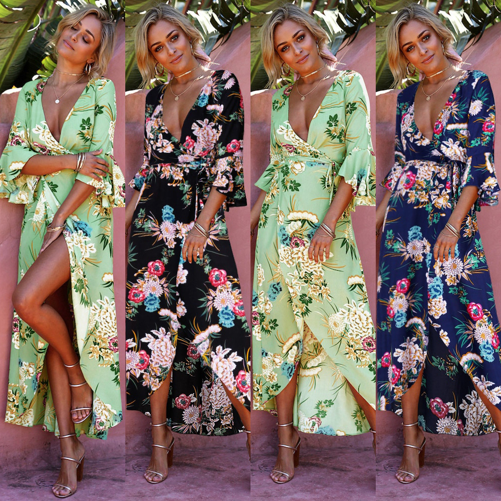 Sexy Print Dresses