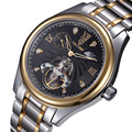 TEVISE Brands Men s Watch waterproof Hollow Tourbillon Automatic mechanical stainless steel Leisure Diamonds male Wrist