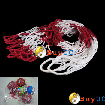 Ball Mesh Net Soccer Volleyball Basketball Football Bag