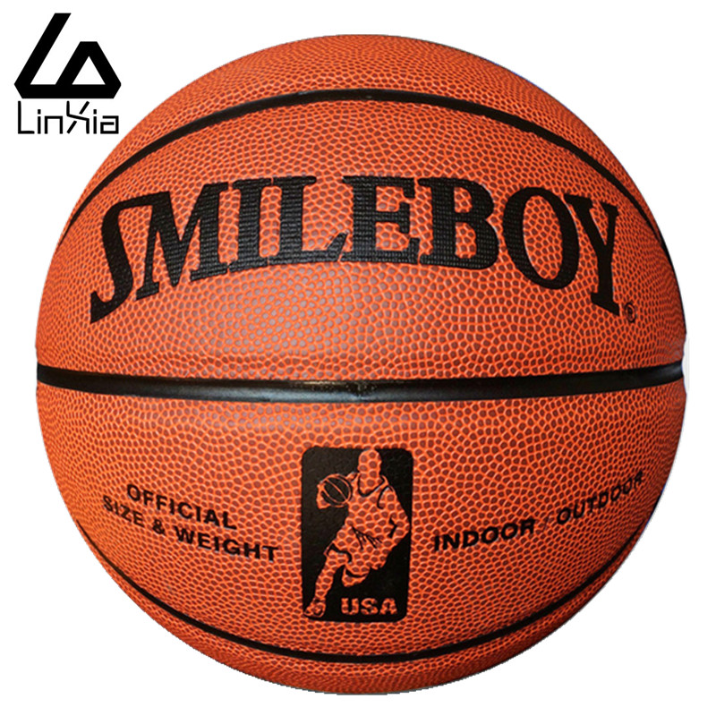 2016 Free Shipping Outdoor Basketball PU Leather Basketball 7# Non-slip Basketball Wear-resistant Basketball Ball Basquete(China (Mainland))