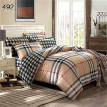 Hot Sale Bedding Sets Printed Queen Size Duvet Covers Comfortable Bed Sheets Brand Feeling(China (Mainland))