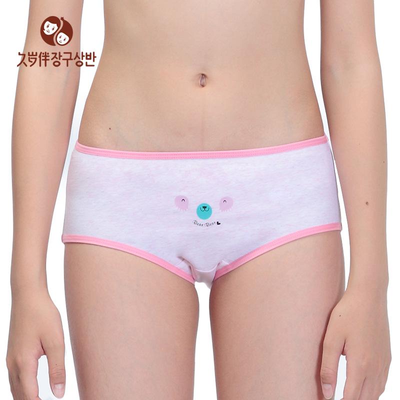 Teen underpants more