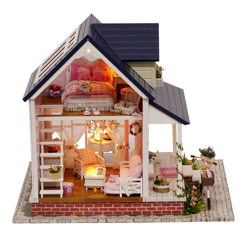 Cabane en bois promotion achetez des cabane en bois for Maison bricolage decoration