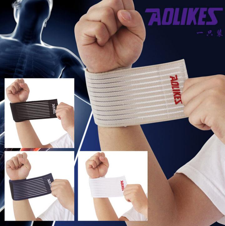 Compression Bandage Wrap Elbow Wrist Knee Ankle Support Stabilizer Sprain Strain<br><br>Aliexpress