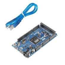 DUE 2013 R3 Board AT91SAM3X8E ARM 32 Bit for Arduino with Data Cable Set Free Shipping