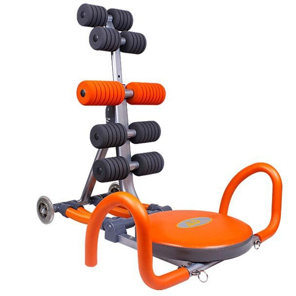 Fitness Equipment Advertisements: Free-Shipping-New-AD-abdomen-exercise-machine-AB-machines