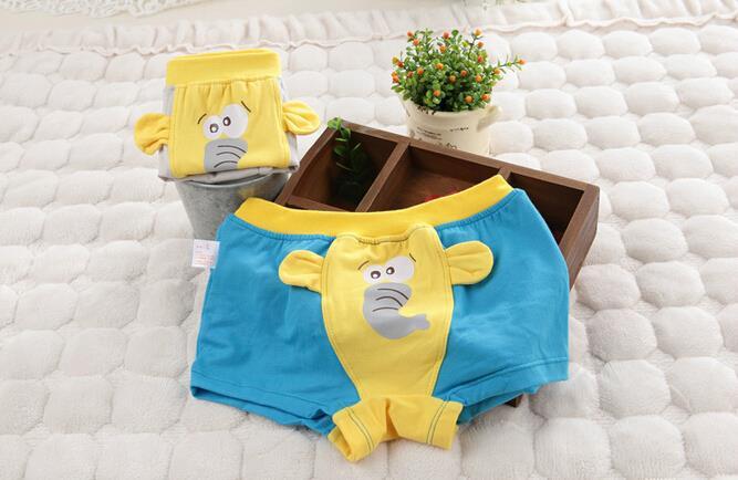 [해외]1PCS 고품질 2016 새로운 남자 아기 100 %면 속옷 어린 아이..