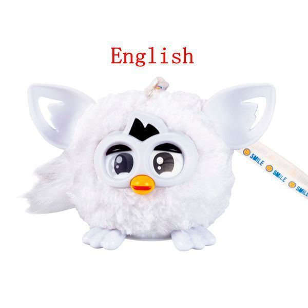 2015 new Camera Electronic Talking Firbi Elves Toys firby Copy Voice Recording Repeat PlushphoebekidPet RussianorEnglishHT186100