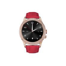 D2 алмазный 1.22 » bluetooth-смарт часы MTK2502 для iOS Smartwatch монитор сердечного ритма сидячий напоминание наручные T15
