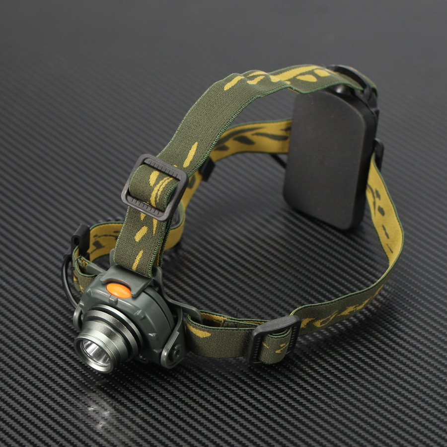 product EAD GD41 CREE R2 LED Headlight Head Lamp Light Flashlight Infrared Sensors 160LM For Climbing Camping Fishing New