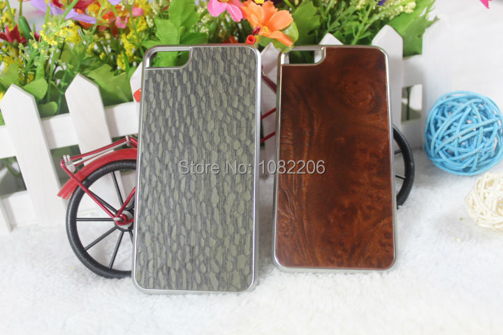 Top quality Brazil pearl or Madrona burl wood +PC phone cases for Iphone 5 or 5s Newest best businessman cell phone case(China (Mainland))