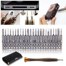 1Set 25 in 1 Torx Screwdriver Repair Tool Set For iPhone Cellphone Tablet PC Hot Worldwide(China (Mainland))