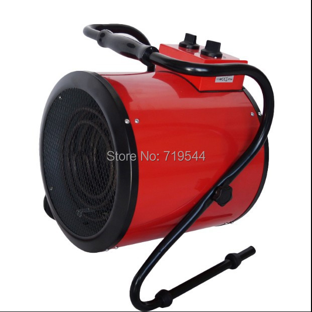 Industrial Heat Blower : Electric heat and air