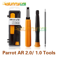 Parrot AR Drone 2.0/1.0 Original Mounting Tools Kit Hexagon & Cross Screwdriver Circlip Pliers