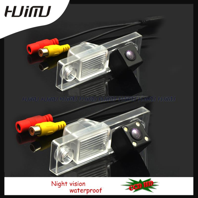 wire wireless HD LED Car Rear parking camera for sony CCD Chevrolet Chevy new Cruze Captiva night vision waterproof IP68(China (Mainland))