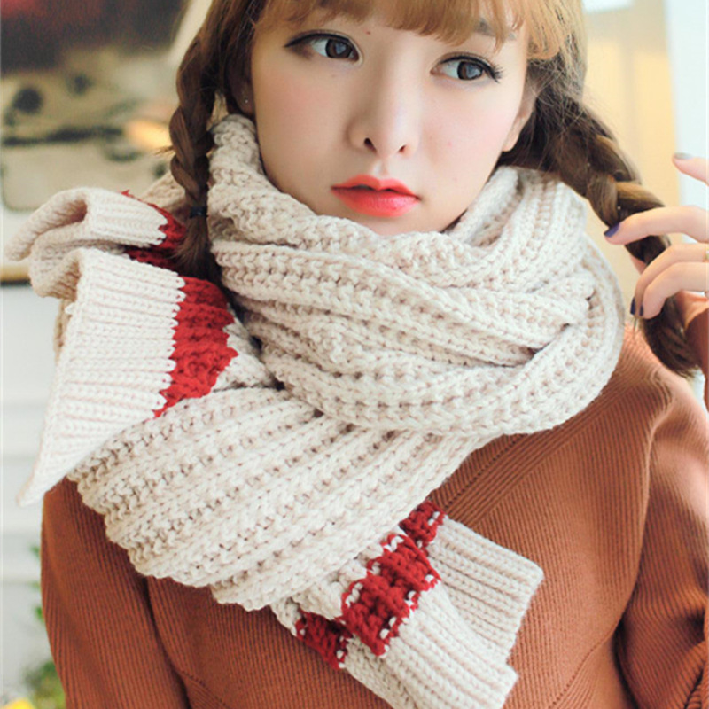 Autumn Winter Warm Scarf 2016 font b Tartan b font Women Scarves New Designer Unisex Shawls