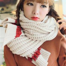 Autumn Winter Warm Scarf 2016 Tartan Women Scarves New Designer Unisex Shawls warm bufandas F045