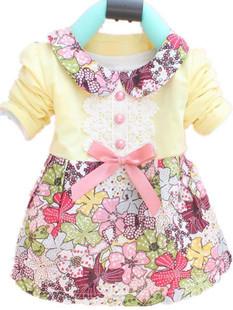 Платье для девочек 01-5066