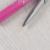 Двусторонняя Nail Art Liner Кисть ультратонкий Рисования Линий Перо Горный Хрусталь Nail Art Маникюр Инструмент 8313549