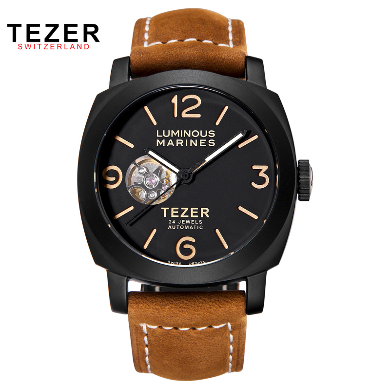 TEZER watch the royal knight series fully automatic machinery male table  surface of  T9086<br><br>Aliexpress