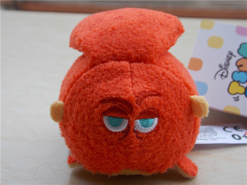 New 2016 Authentic D I S N E Y Store Octopus Finding Nemo Tsum Tsum Plush Mini 3 1/2'' Doll Toy(China (Mainland))