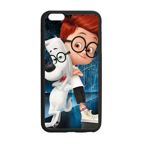 Cell Phone Carrying Case Mr.Peabody & Sherman Cool Case for iPhone 6 Plus(China (Mainland))