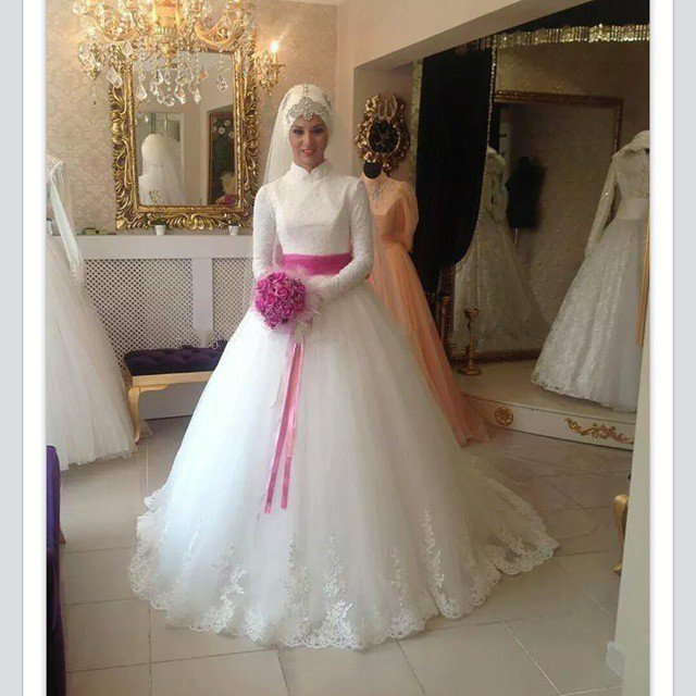 Robe à la mode: Robes de mariee pour femme voilee