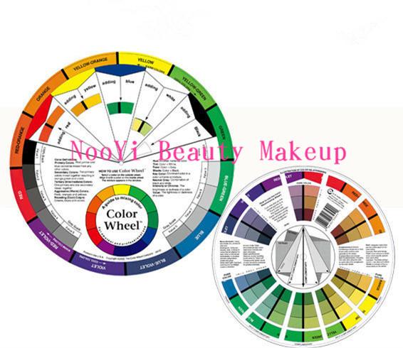 1 пк татуировки постоянный макияж аксессуары цвет колесо