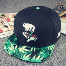 2015 New Fashion Weed Snapback Caps Hats Hip Hop Baseball Cap Strapback for Men Women Bone Aba Reta Gorras Homme Casquette(China (Mainland))